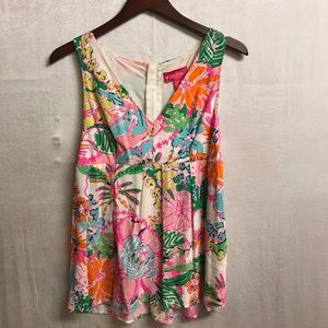 Lilly Pulitzer for Target Size Medium Blouse